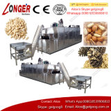 Máquina de la asación de la tuerca de pino de la máquina de proceso de la tuerca de pino del precio de fábrica