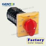 Interruptor de leva, Interruptor de cambio, Interruptor giratorio