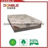 직업적인 제조 뜨개질을 하는 섬유 직물 거품 유액 매트리스