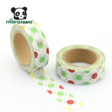 Красочное оформление Polka Dots DIY Washi защитной ленты