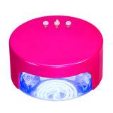 UV 램프를 치료하는 소형 Portable 36W LED 못 건조기 USB 젤