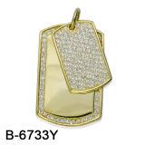 جديد تصميم [14ك] نوع ذهب يصفّى ورك جنجل مجوهرات مدلّاة