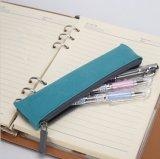 Bande de livre simple d'unité centrale avec la bande élastique, sac de Pecil d'élève