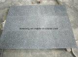 Flamed /Polido Mosaico porfiria verde para piso interior &pavimentação exterior
