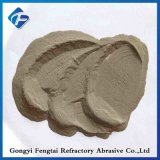 サンドブラスティングのための原料のブラウンの処理し難い鋼玉石