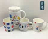 Tazza di caffè di ceramica di festival di natale