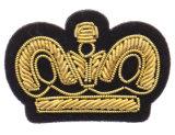 Exército Fio indianas bordadas Bordados Patch