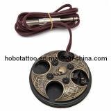 熱い販売のワイヤーが付いている専門の入れ墨のステンレス鋼のフィートスイッチ