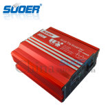 Invertitore solare del legame di griglia di potere di Suoer 24V 220V 600W MPPT (GTI-H600B)