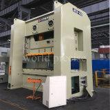 Presse de transmission mécanique automatique hydraulique de poinçonneuse en métal de la presse Jw36 630t Sheel