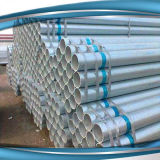 Superior Quality 4mm Galvanized Scaffolding Tubes Conforming to En39: 2001 S235gt Grade