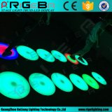Hergestellte LED runde Digital interaktives Dance Floor für Disco/KTV/Show