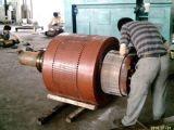 Motor de la C.C. de la fuente de Semc para la máquina de bastidor