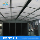 Steel Structure Saw-tooth Design for Because Carpark