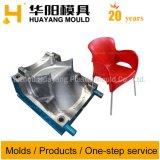 Chaise de plastique avec la forme ronde du moule (HY039)