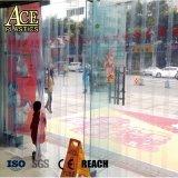 O PVC flexível/filme macio cortina de porta com resistência a frio