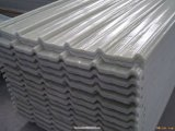 El FRP GRP Hoja de techos de cartón ondulado de fibra de vidrio