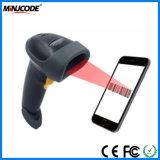 Scanner à grande vitesse de code barres de CCD de balayages/sec de la Chaud-Vente 300, scanner tenu dans la main du code barres 1d, faciles de lire des caractéristiques de codes barres sur le téléphone mobile et le PC, Mj2816