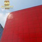 벽 클래딩을%s 새로운 훈장 물자 PVDF 외부 정면 위원회
