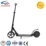 Встаньте на 2 колеса скутера с электроприводом