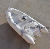 Liya 380 genehmigte aufblasbares Boots-Mittelkonsolen-Rippen-Boots-Cer