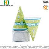 Comercio al por mayor de 4,5 oz Copa cono de nieve de papel