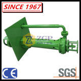 Vertical Length Shaft, Spindle Submerged Sump Pit Slurry Pump with Filter and Agitator/Stirring Impeller
