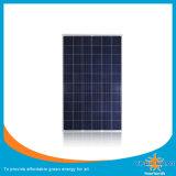 265W/Poly polycristallin panneau solaire photovoltaïque avec 4bb cellule silicium solaire