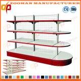 Prateleiras personalizadas Manufactured da gôndola do supermercado (Zhs461)