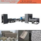 Ökonomischer leichter Schaumgummi-konkrete Blockschneiden-Maschinen-Ziegelstein-Maschine