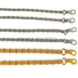La catena poco costosa di modo del metallo/ha bordato la catena della sfera (HSC0027)