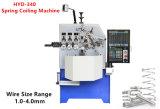 1.0-4.0mm ressort de compression de ressort de la machine avec trois axes d'enroulement
