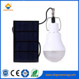 lampada solare della lampadina di 1W LED per illuminazione domestica
