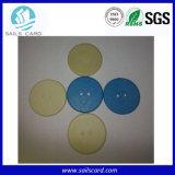 UHF洗濯のための適用範囲が広いRFIDのばねの洗濯の札