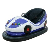 Battery-Driven Bumper Car with One Seat