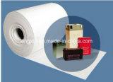 Separador eléctrico de la batería del AGM del aislante de las lanas de cristal de fibra