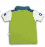 Zaxwearの新式の綿のタケ男の子の流行のTシャツ