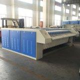 (stoom/elektrisch) het Strijken van het Broodje van Flatwork Ironer/van de Stoom Machine 1.8m, 2.5m, 2.8m, 3m