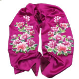 ビジネス現在またはギフトのための刺繍のスカーフ