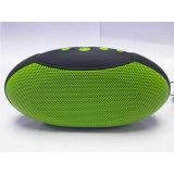 Rugby multifunción portátil de forma móvil reproductor de música de los altavoces inalámbricos