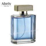 Frasco de perfume fresco feito sob encomenda do desenhador para o perfume dos homens