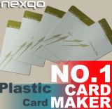Imprimé en PVC RFID ISO14443d'un salto Systemj Hotel Carte Clé de verrouillage de l'approvisionnement en usine
