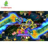 La arcada pesquera del rey 3 juegos del océano engaña la máquina de juego del cazador de los pescados