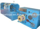De horizontale Machine van de Omslag van de Kabel van de Laag van het Type Dubbele