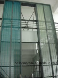 Gratings/FRP Tranparent Decoratieve Celling/Decoratieve Gang/Glasvezel