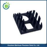 OEM/ODM Fabrik CNC-maschinell bearbeitenteile/Aluminiumschwarzes anodisiert für Stadiums-Licht