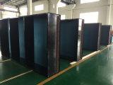 Industrieller Wärmepumpe-Verdampfer und Kondensator