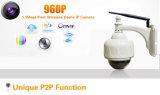 HD 960p Telha Pan Nuvem IP Câmara WiFi