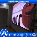 Visualización de interior a todo color de la luz de P3 SMD2121 LED que hace publicidad de la tarjeta