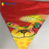 Треугольник флаг полиэстер бунтинг флаг для поощрения